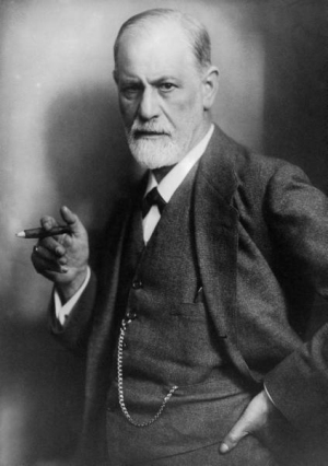 Sigmund Freud, the founder of psychoanalysis, revolutionized the analysis and interpretation of dreams in the late 19th Century (image from Wikipedia)