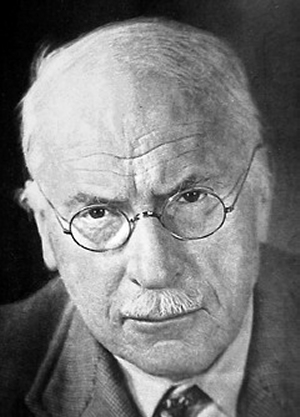 Freud's protégé, Carl Jung, had his own theory of the meaning of dreams (image from NNDB)