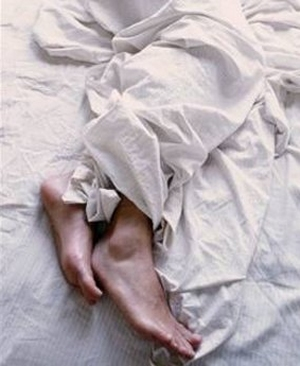 Restless legs syndrome is a common neurological complaint that can seriously disrupt sleep