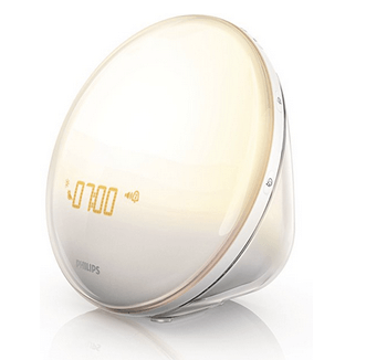 1) Philips HF3520 Wake-up Light