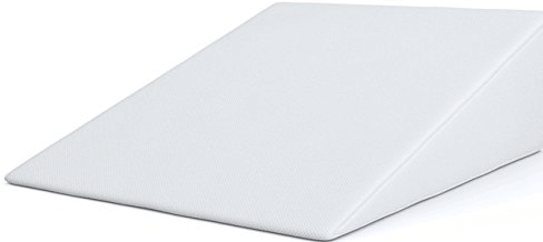 Bed Wedge, FitPlus Premium Wedge Pillow 1.5 Inches Memory Foam